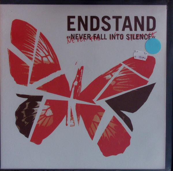 ENDSTAND, never fall into silence (USED) cover