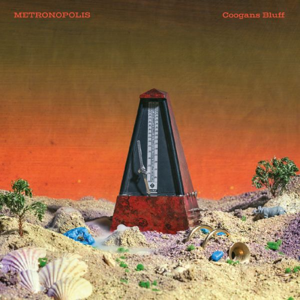 COOGANS BLUFF, metronopolis cover