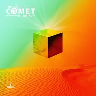 COMET IS COMING, the afterlife-ep cover