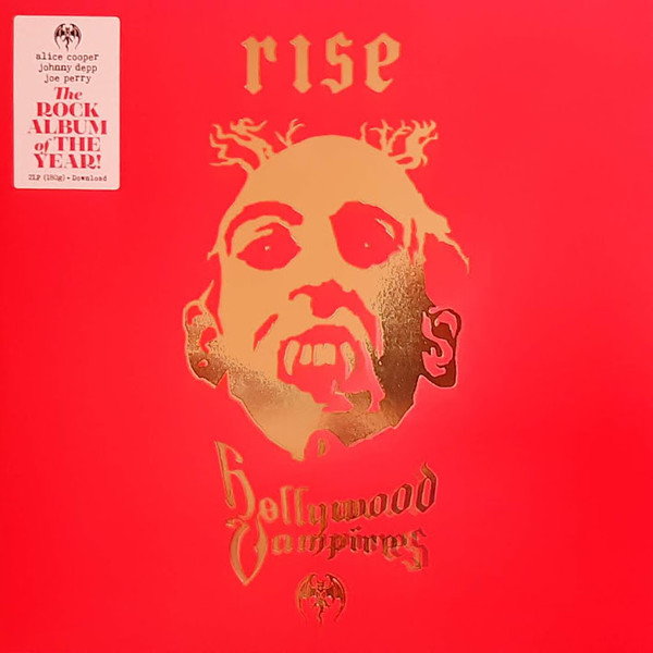 HOLLYWOOD VAMPIRES, rise cover