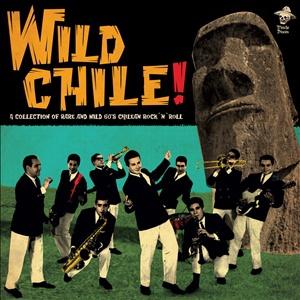 V/A, wild chile! cover
