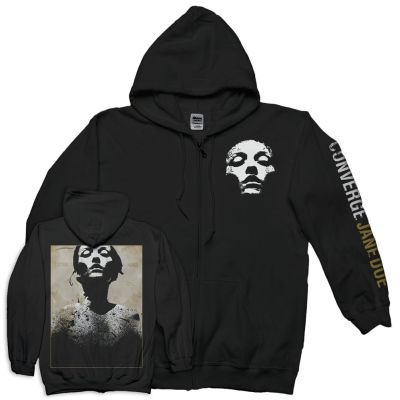 CONVERGE, jane doe classic (boy) zip hood cover