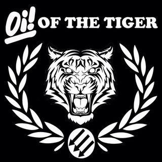 OI! OF THE TIGER, s/t cover