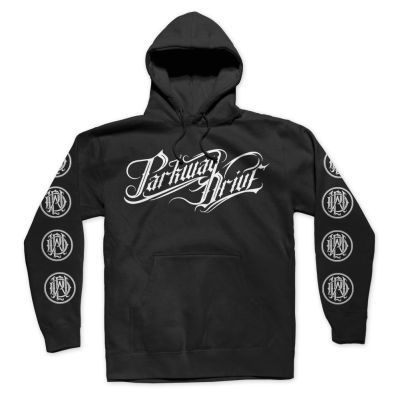 PARKWAY DRIVE, logo (boy) hoodie cover