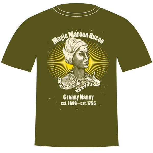 OUTLAW LEGEND, granny nanny (boy), olive cover