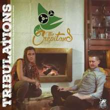 THE CREPITANS, tribulations cover