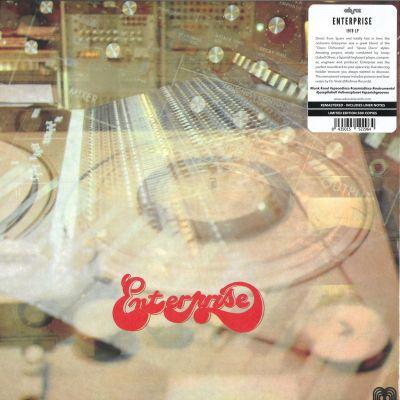 ENTERPRISE, s/t (1978) cover
