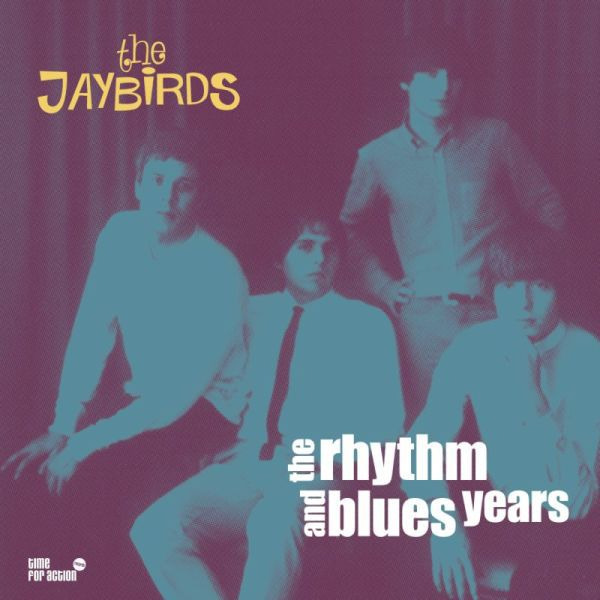 JAYBIRDS, the rhythm and blues years cover
