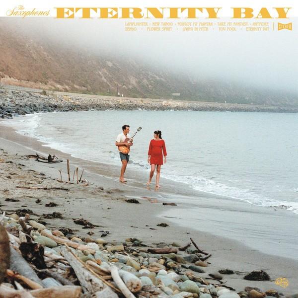 SAXOPHONES, eternity bay cover