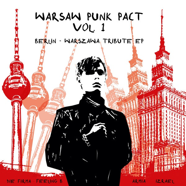 V/A, warsaw punk pact vol. 1 cover