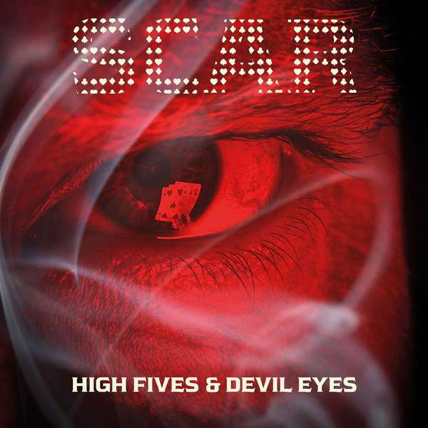 SCAR, high fives & devil eyes cover