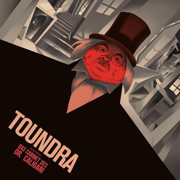 TOUNDRA, das cabinet des dr. caligari cover