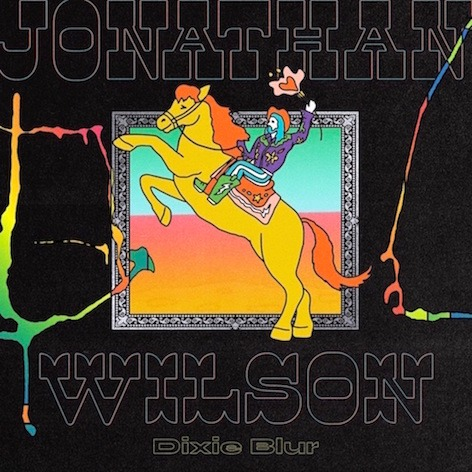 JONATHAN WILSON, dixie blur cover