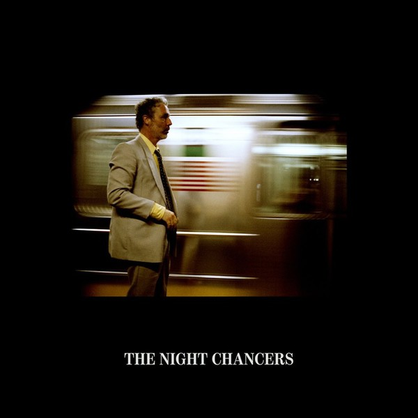 BAXTER DURY, the night chancers cover