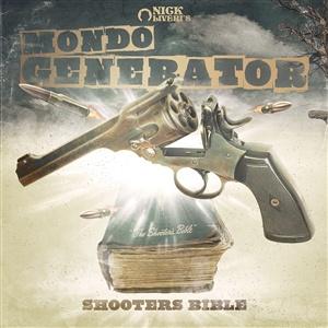 MONDO GENERATOR, shooter´s bible cover