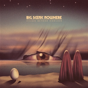 BIG SCENIC NOWHERE, vision beyond horizon cover