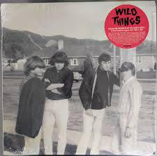 V/A, wild things (new zealand freakbeat 1966-1968) cover