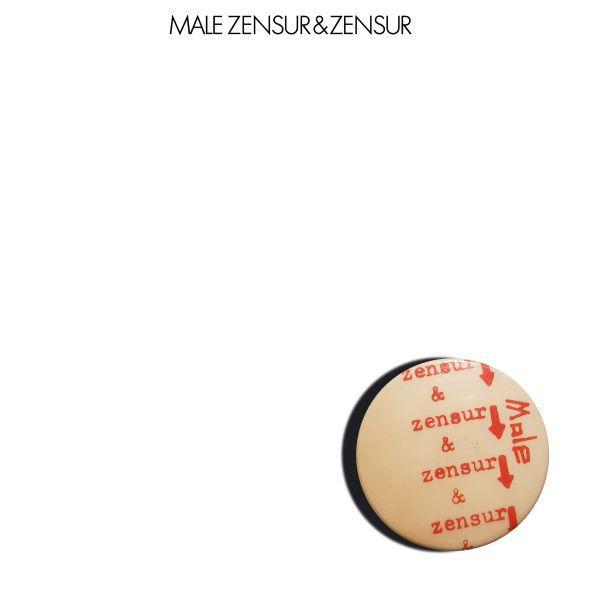 MALE, zensur & zensur cover