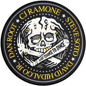CJ RAMONE, last chance to dance cover