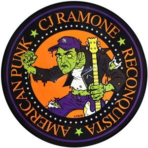 CJ RAMONE, reconquista cover