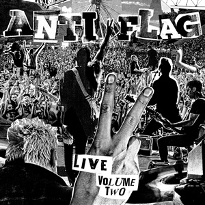ANTI-FLAG, live volume two cover