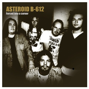 ASTEROID B-612, forced into a corner cover