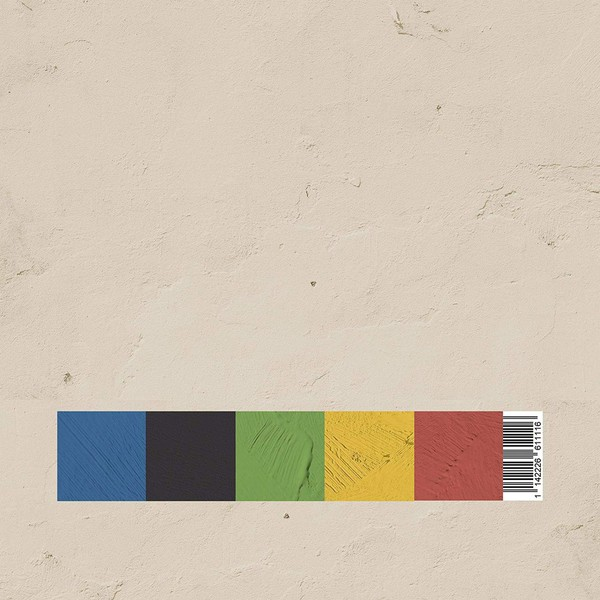 JOHN MORELAND, lp5 cover