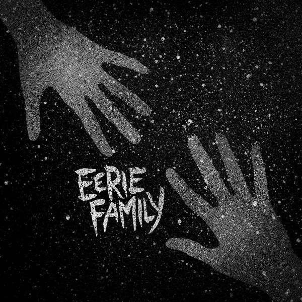 EERIE FAMILY, s/t cover