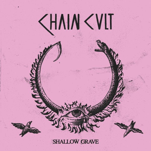 CHAIN CULT, shallow grave cover