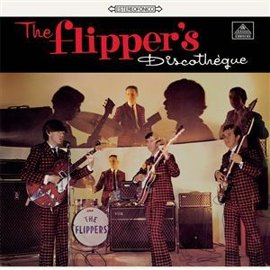 THE FLIPPER´S, discoteque cover