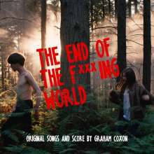 O.S.T. (GRAHAM COXON), the end of the f***ing world 2 cover