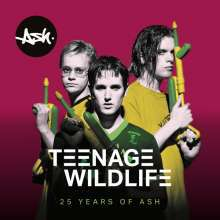 ASH, teenage wildlife - 25 years of ash cover