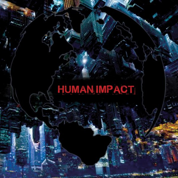 HUMAN IMPACT, s/t cover