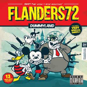 FLANDERS 72, dummyland cover