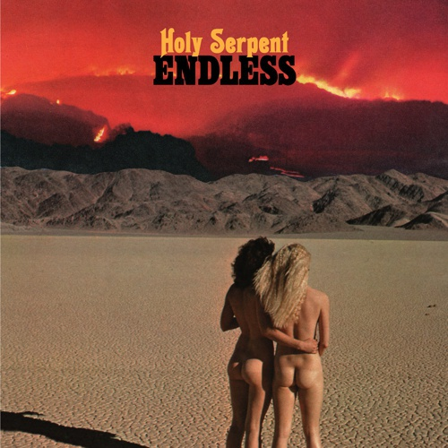 HOLY SERPENT, endless cover