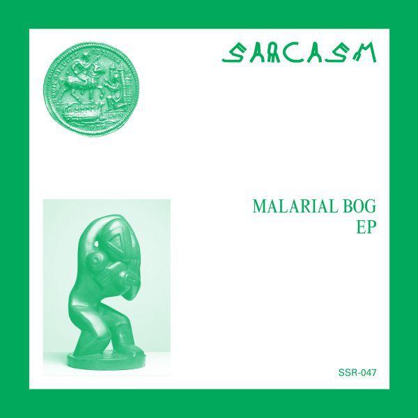 SARCASM, malarial blog ep cover