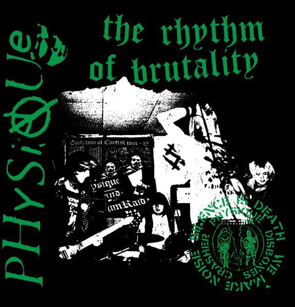 PHYSIQUE, the rhythm of brutality cover