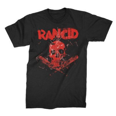 RANCID, bats red (boy) black cover