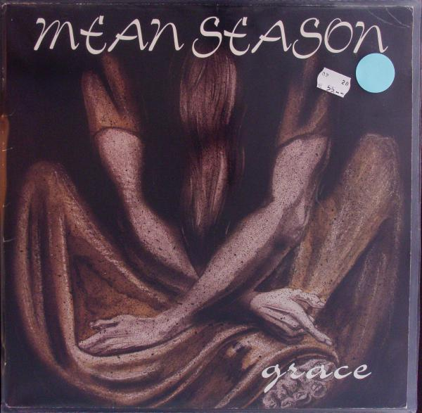 MEAN SEASON, grace (USED) cover