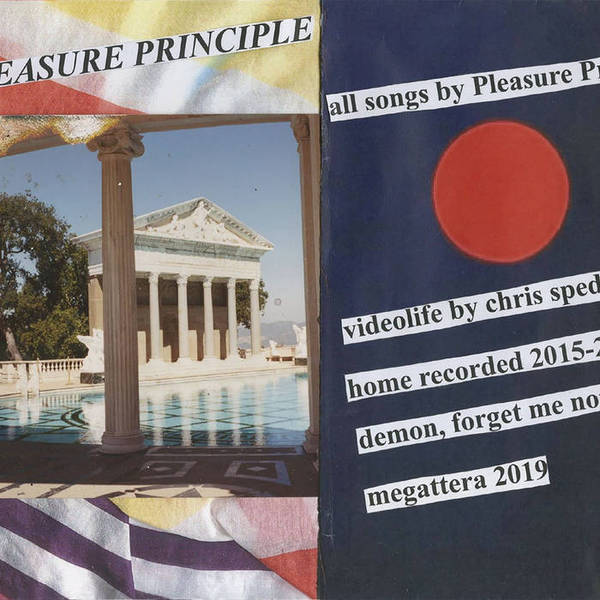 PLEASURE PRINCIPLE, s/t cover