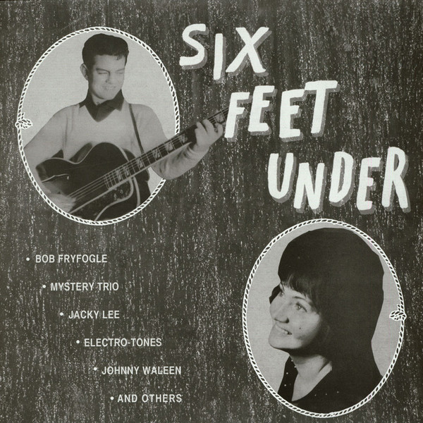 V/A, six feet under cover