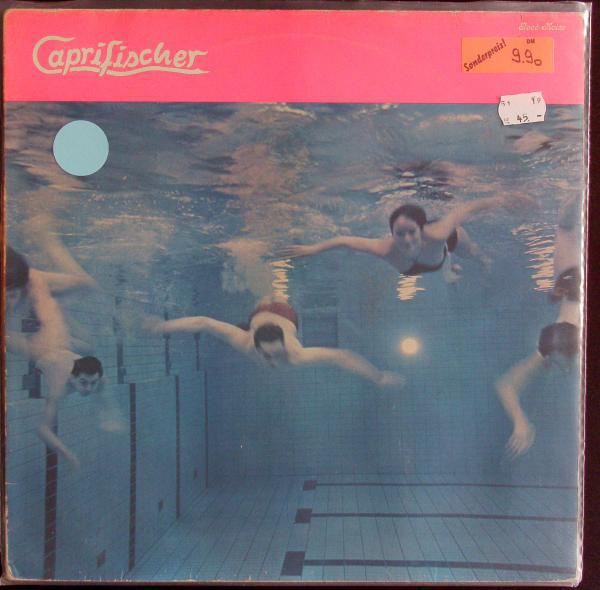 CAPRIFISCHER, s/t (USED) cover