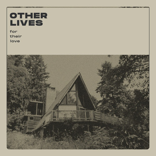 OTHER LIVES, for their love cover
