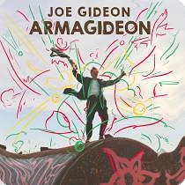 JOE GIDEON, armagideon cover