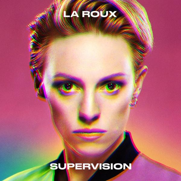 LA ROUX, supervision cover