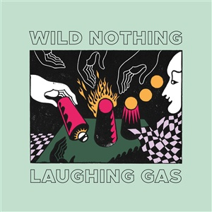 WILD NOTHING, laughing gas ep cover