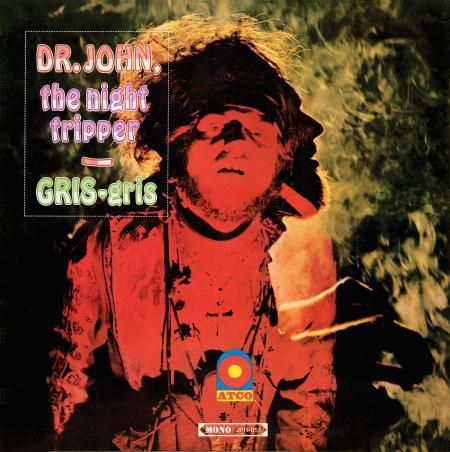 DR. JOHN, gris gris cover