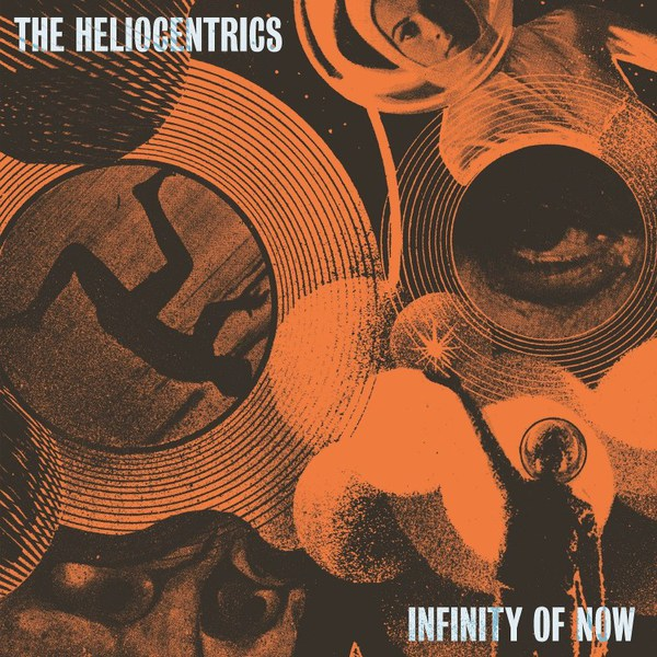 HELIOCENTRICS, infinity of now cover