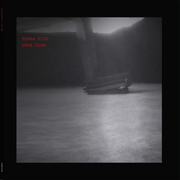SNOB CLUB / TERRA FLOP, split cover