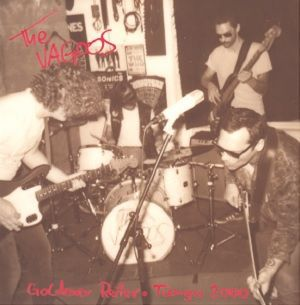 VAGOOS, goldener reiter / tango 2000 cover